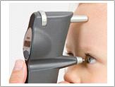 アイケア手持ち眼圧計