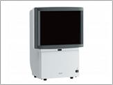 スペースセイビングチャート視力表 SSC-370 (NIDEK社)